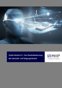 MHP-Studie Industrie 4.0