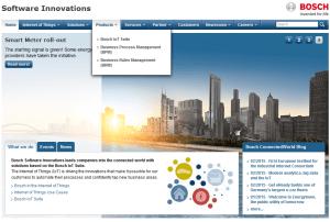 Bosch Software Innovations - BPM, BRM, IoT und mehr