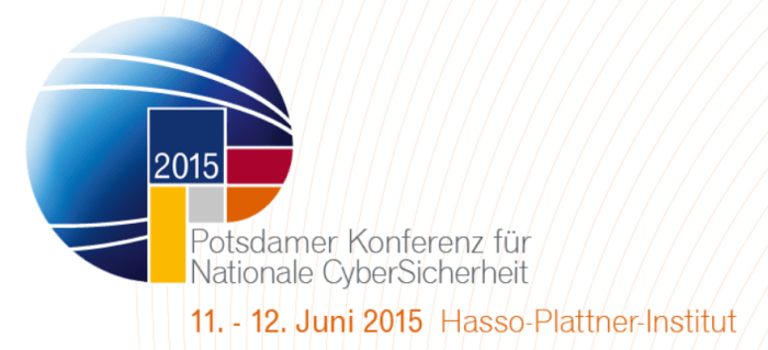 Potsdamer Konferenz für Nationale CyberSicherheit
