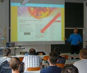SEO-Experte Tobias Fox von Verdure erläutert SEO-Kniffe und -Fallstricke