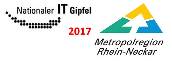 Nationaler IT-Gipfel 2017 findet in der Metropolregion Rhein-Neckar statt