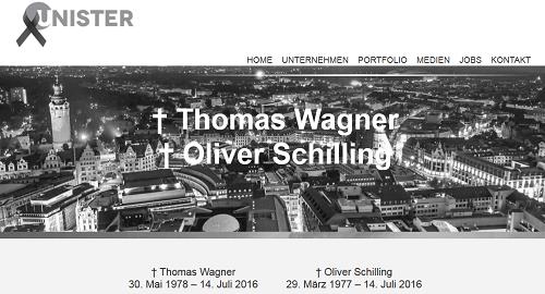 Unister - Webgigant meldet nach Tod des Gründers Insolvenz an