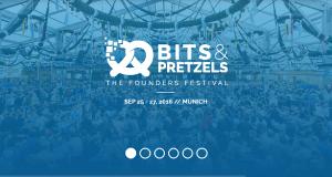 Bits & Prezels 2016 - Startups und Oktoberfest