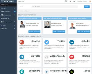 Talentwunder – Startup aus Berlin bietet Social Recruiting für Profis mit mehr als 50 Datenquellen