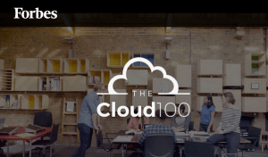 Forbes The Cloud 100