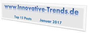 Top 15 Posts im Januar 2017