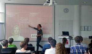 HFT Stuttgart zu Gast bei AEB