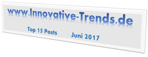Top 15 Posts im Juni 2017