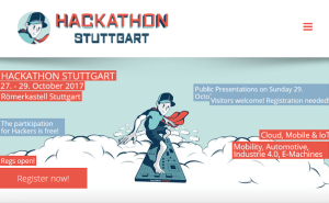 Hackathon Stuttgart 2017