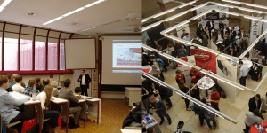 HFT Stuttgart: Informatiktag und Firmenkontakttag KITT