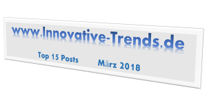 Top 15 Posts im März 2018