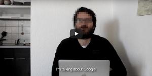 Ex-Google-Mitarbeiter enhhüllt geheimen Google-Algorithmus