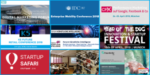 Top Events Q2/2018 auf Innovative Trends
