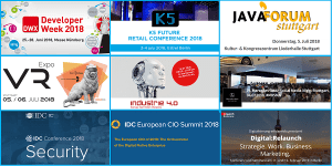 Top Events auf Innovative Trends