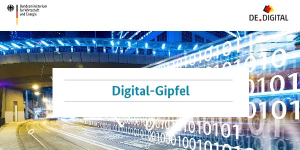 Digital-Gipfel 2018 am 3. und 4.12. in Nürnberg #Digitalgipfel (Save-the-Date)