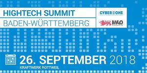 Hightech Summit Baden-Württemberg 2018