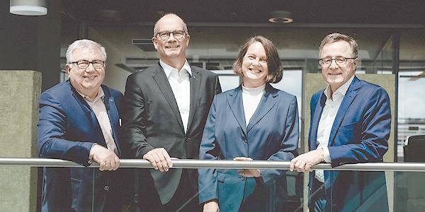 Prof. Dr.-Ing. Oliver Riedel verstärkt Institutsleitung des Fraunhofer IAO in Stuttgart