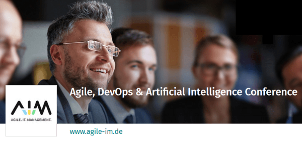 Agile, DevOps & Artificial Intelligence Conference am 23.8.2018 in Hannover