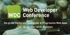 Web Developer Conference 2018 (WDC 2018)