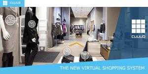 CUUUB - Innovativer 3D-Shop