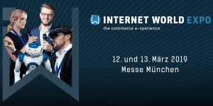 Internet World Expo 2019 in München