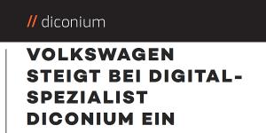 VW steigt bei diconium ein
