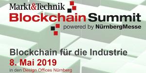 Markt&Technik Blockchain Summit 2019 - Blockchain für die Industrie