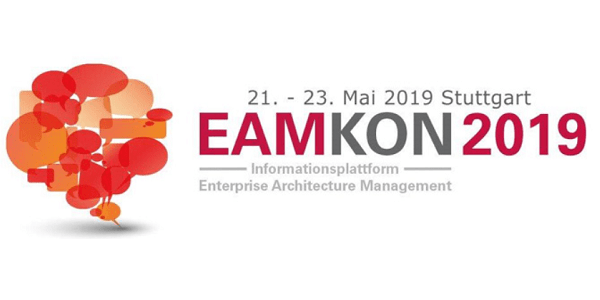 EAMKON 2019 vom 21.-23.5. in Stuttgart - mit Daimler, BMW, Linde und Telekom uvm.