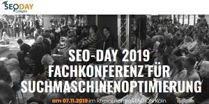 SEO-Day 2019 in Köln