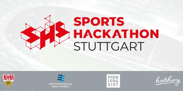 Sports Hackathon Stuttgart 2019 - Die Sportinnovationen von morgen mit dem VfB entwickeln