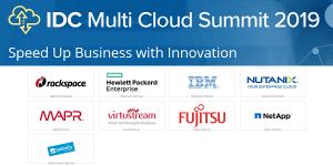 IDC Multi Cloud Summit 2019