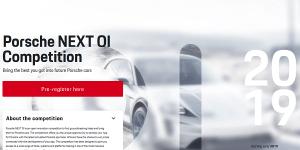 Porsche Next OI Competition 2019