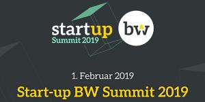 Start-up BW Summit 2019