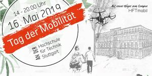 Tag der Mobilität 2019 an der HFT Stuttgart