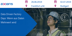 Data Driven Factory Days von Axians