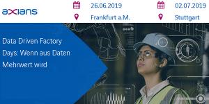 Data Driven Factory Days von Axians