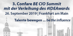 BE CIO 2019 & German #IDEAward 2019