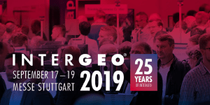 INTERGEO 2019 in Stuttgart