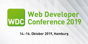 Web Developer Conference 2019 (WDC 2019)