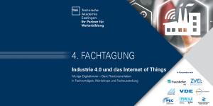 4. Fachtagung Industrie 4.0 und das Internet of Things an der TAE Esslingen