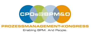 CPOs@BPM&O - Prozessmanagement-Kongress in Köln