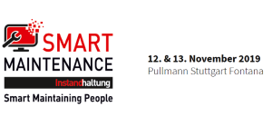 Smart Maintenance 2019 in Stuttgart