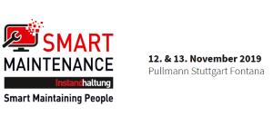 Smart Maintenance 2019 in Stuttgart
