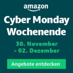 Cyber Monday Wochenende 2019