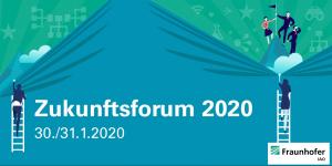 Zukunftsforum 2020 des Fraunhofer IAO
