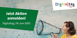 Digitaltag 2020 am 19.6.2020 - Save-the-Date
