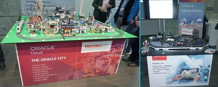 Demo-Szenarios Smart City und Industrie 4.0 (Foto: O. Höß)