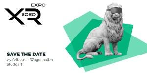 XR Expo 2020 in Stuttgart