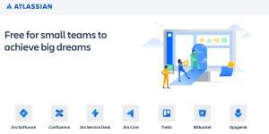 Atlassian Cloud Tools kostenlos für kleine Teams