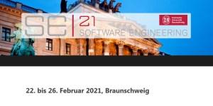 SE 2021 in Braunschweig